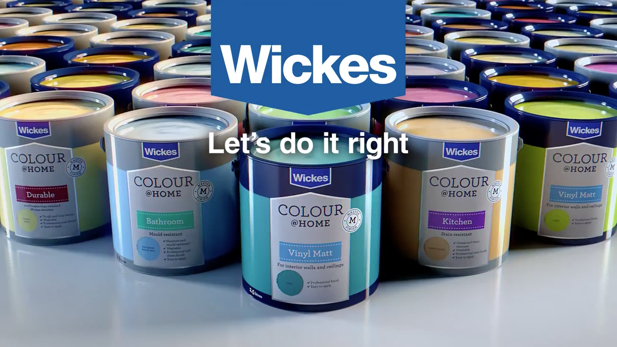 Easy Video Player » Wickes Colour@Home